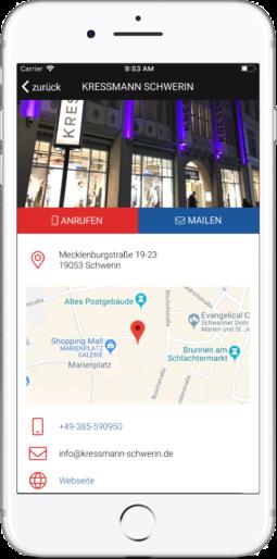 Kressmann App